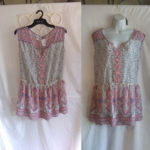 NWT Maurices Boho Top